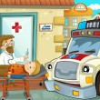 Ambulance — Stock Photo #12158272