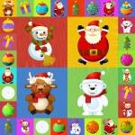 The christmas illustration — Stock Photo