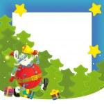 de kerstkaart — Stockfoto #13092515