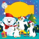 The colorful christmas — Stock Photo