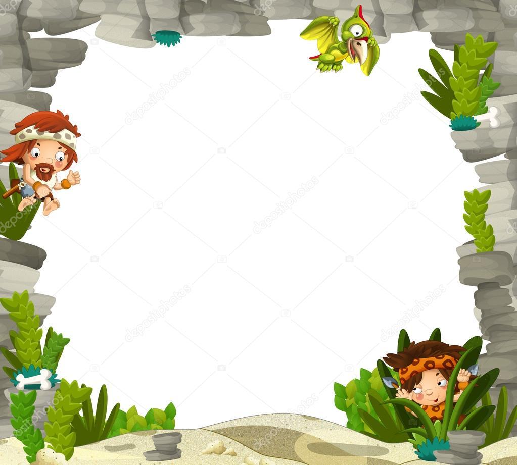 石器时代边框