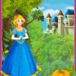 Stock Photo: Fairy-tale characters - illustration for children