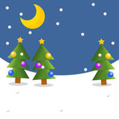 The christmas background - winter — Φωτογραφία Αρχείου