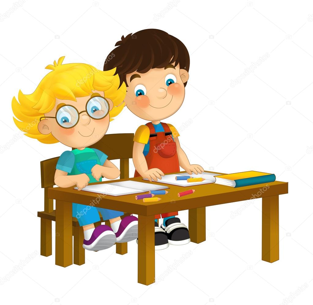 Animated Picture Of Kids Chair