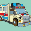 Ambulance — Stock Photo #39871445