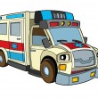 Stock Photo: Ambulance