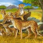 Постер, плакат: Safari
