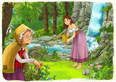 The fairy tale — Stock Photo