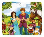 The fairy tale — Stock Photo
