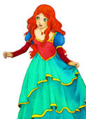 Fairytale cartoon character — Stock Photo