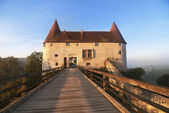 Castlle of Burghausen, Bavaria, Germany — 图库照片