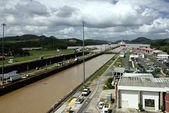 Panama Canal — Stock Photo