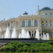Old Opera Theater Building in Odessa Ukraine — Stock Photo
