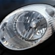 Foto de Stock  : Automobile headlamp