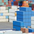 Container depot — Stock Photo #12118097