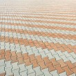 Sidewalk tile — Stock Photo #12118185