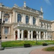 Opera theater in Odessa, Ukraine — Stock Photo