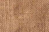 Macro sackcloth texture — Stock Photo