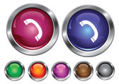 Vector collection icônes avec le signe de l'art de la table — Vecteur