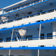 Side of passenger ship — Foto Stock #12120346