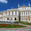 Public opera theater in Odessa Ukraine — Foto Stock