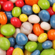Stock Photo: Multicolored sweets covered with glaze