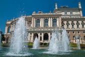 Opera theater in Odessa Ukraine — Stock Photo