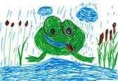 少年儿童 — 图库照片