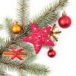 Christmas tree decoration - Stockfoto