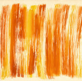 Abstract yellow background from watercolor — Stock Photo
