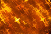 Golden background in cross shape form — Stock Photo