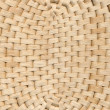 Stock Photo: Wicker table cloth background