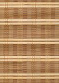 Bamboo table cloth background — Stock Photo