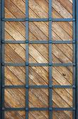 Wood clad iron — Stock Photo
