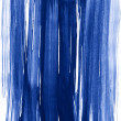 Blue watercolor stroke as background — Stock Photo