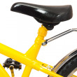 Bicycle seat isolated — Stock Photo #33173937