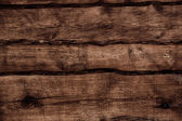 Brown natural wood background — Stock Photo