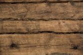 茶色の自然な木製の背景 — ストック写真