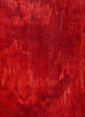 Dark red wood background — 图库照片