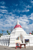 Poramaiyikavas temple, nonthaburi — Stock Photo