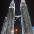 Petronas twin towers — Foto Stock