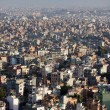 Kathmandu city panorama — Stock Photo