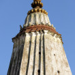 Stupa spire in Nepal — Stock Photo