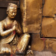 Stock Photo: Buddhism statue
