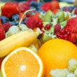 Fruit assortment — Stock Photo