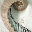 Stock Photo: Lighthouse staircase