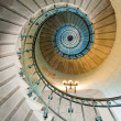 Stock Photo: Beautiful lighthouse staircase