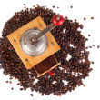 Coffee grind — Foto de Stock