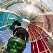 Lighthouse lens — Stock Photo