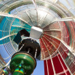 Lighthouse lens - Stock Photo